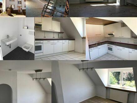 schönes renoviertes Apartment m. Küche in Bo. -Linden - ruhig, grün, gute Verkehrsanbindung