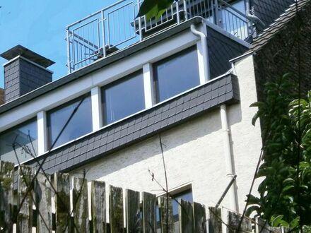 Kölner Süden, Maisonette-Wohnung 78 m2, mit Dachterrasse