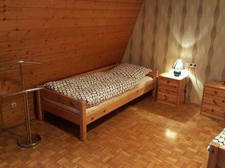 Möblierte 3 Zimmer Wohnung zu vermieten. Als WG für Studenten oder Referendare geeignet