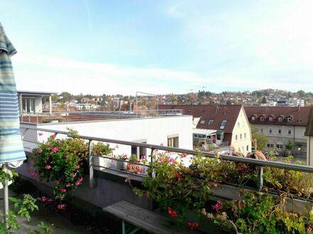Juwel hoch oben - Stadthaus in Nürtingen - mit toller Aussicht - nur für Kapitalanleger!