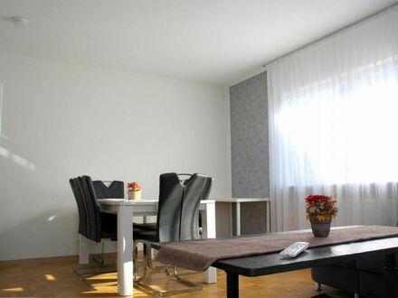 Wohnen in ruhiger Lage - Großzügige 3-Zimmer-City-Wohnung,vermietet, mit Balkon und Garage