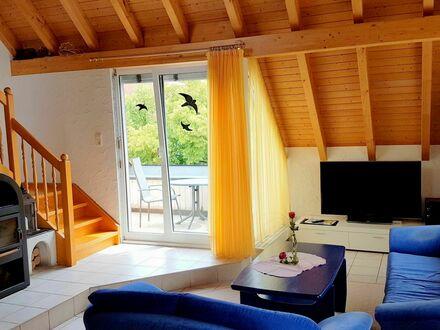 Gemütliche 4,5-Zimmer-Galeriewohnung mit Loggia und großer Garage