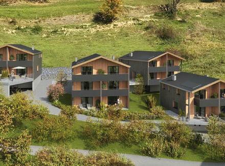 Wohngarten Saalbach-Vorderglemm | Neubau Doppelhaushälften