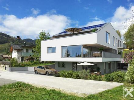 Stilvolle Wohnung am Kirchboden-Wagrain