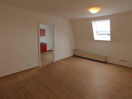 Zur Miete: 1,5 Zimmer-Wohnung in Thalgau