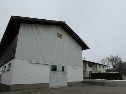 Zur Miete: Lagerhalle in Eugendorf