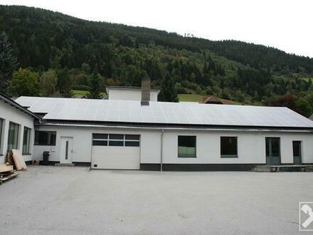 Werkstätte, Büro- und Lagerraum in Unternberg zu mieten