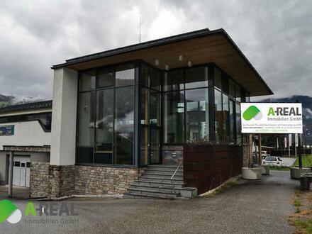 Betriebsgebäude - Verkauf- Büro- und Lagerkombination