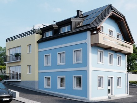 Traumhafte 3-Zimmer-Neubauwohnung im Zentrum von St. Michael