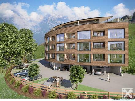Exklusive 3-Zimmer-Appartements in Sonnenlage von Maria Alm