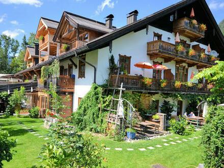 Großzügige 2-Zimmer-Wohnung in St. Martin bei Lofer Nähe Schloss Grubhof
