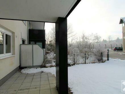 Moderne 2-Zimmer-Miet-Wohnung mit Garten in Wals Siezenheim