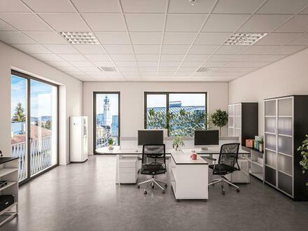 Repräsentative - Neubau Büroflächen mitten im Zentrum