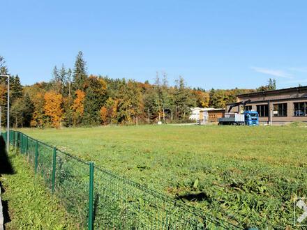 Baurecht: Betriebsgrundstück in Elixhausen