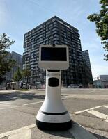 Wohnung mit Roboter besichtigen