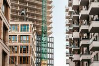 Angebot am Wohnungsmarkt steigt