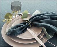 Elegante Serviettenringe für das nächste Festessen