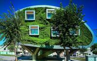Gärten für Bürogebäude