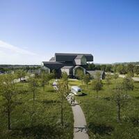 Vitrahaus vereint Design unter zwölf Dächern