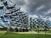 Mutiger Visionär: der dänische Architekt Bjarke Ingels