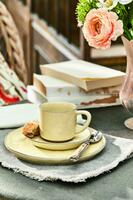 Kaffeejause: Genuss für  alle Sinne