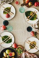 Opulentes Speisen: Die neue Tafelkultur