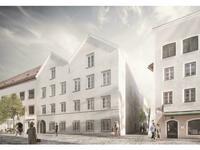 Hitlerhaus: Architekturwettbewerb-Sieger präsentieren Entwurf