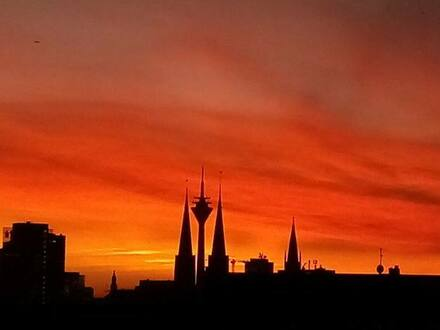 Düsseldorf - Top Skyline Panorama Düsseldorf