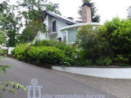 Kirkel - Idyllisch gelegenes Anwesen mit Fernblick in schöner Waldrandlage von Kirkel