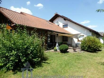 Homburg - Helles modernes Landhaus in schöner Stadtrandlage von Homburg