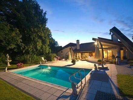 Homburg - Luxuriöses Wohnhaus im mediterranen Stil Nähe Homburg