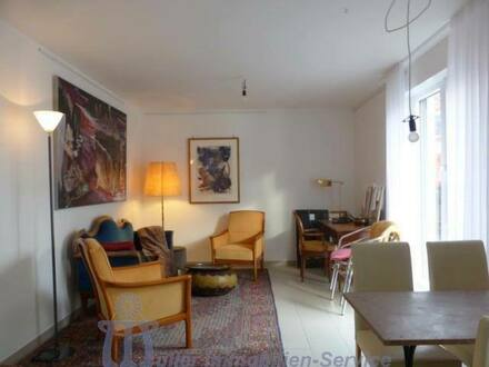 Homburg - Möblierte Single-Wohnung (max. 2 Pers.) in uninaher Wohnlage von Homburg