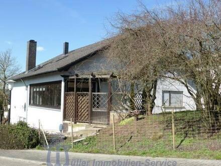 Homburg - Repräsentatives Wohnhaus mit Einliegerwohnung und Fernblick