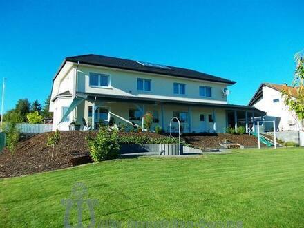Homburg - Neuwertiges modernes Traumhaus in idyllischer Ortsrandlage Nähe Homburg