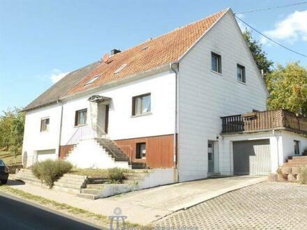 Gersheim - Freistehendes 1- bis 2-Familienhaus im schönen Bliestal
