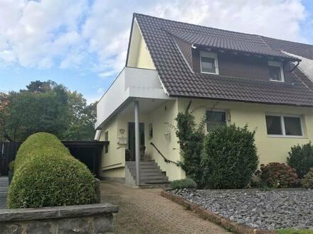 Bad Salzuflen - Doppelhaushälfte in Bestlage am Kurpark in Bad Salzuflen