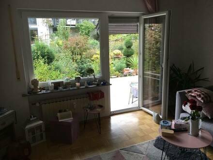 Nußloch - 2 Zimmer WG in sehr schöner 5 ZKB Wohnung mit Garten