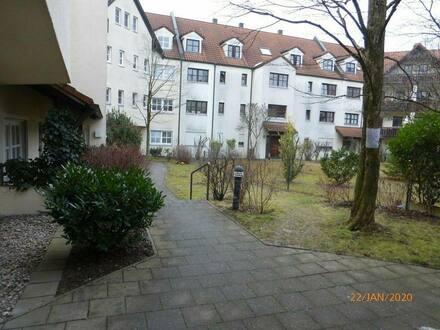 München - Schwabing-Freimann - Hinterhofwohnung in ruhiger Lage