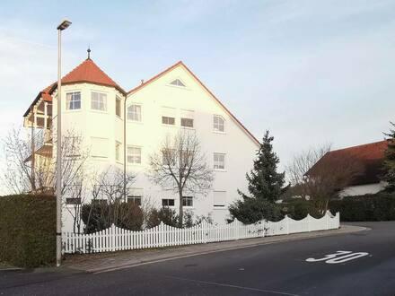Forchheim - Schöne, lichtdurchflutete 2-Zimmer-Wohnung