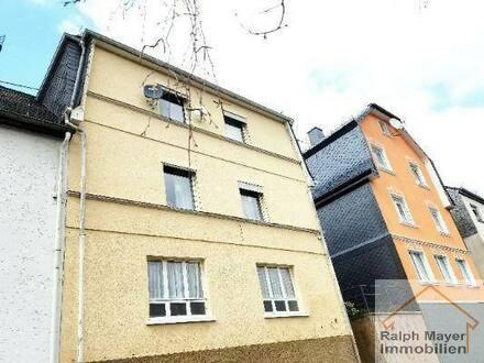 Idar-Oberstein - IHR GEMÜTLICHES EIGENES ZUHAUSE ... gepflegtes 1-2-Familienhaus mit kleinem Garten im Stadtteil Idar