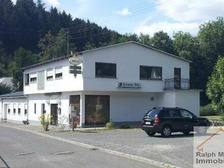Herrstein - Herrsteiner Mühle: Gastronomie, Industrie, Handel. Wohnen und arbeiten, wo andere Urlaub machen.