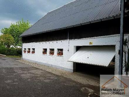 Hettenrodt - VERKAUFT ... TOP... Gepflegter Pferdehof ohne Wohnhaus aber mit Bauplatz evtl. auch als gewerbliche Gebäude…