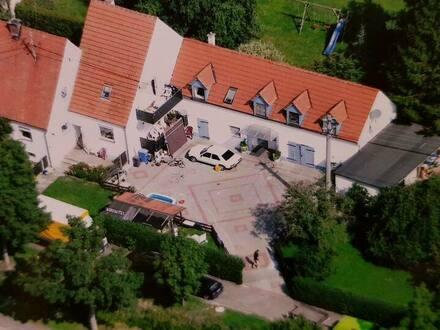 Wallerstein - Gewerbeobjekt Haus mit Photovoltaik 3 Grundstücke