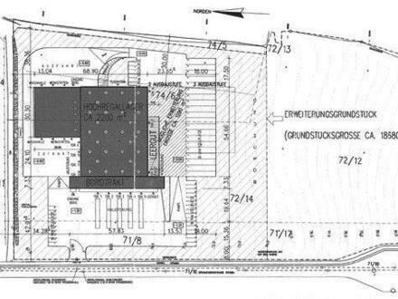 Eisenberg - Truckerfreundlich - genehmigter Bauplan für Logistikzentrum | auch teilbar