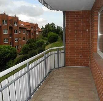 Alfeld - 3-Zimmer-Wohnung mit Balkon im Erdgeschoss!