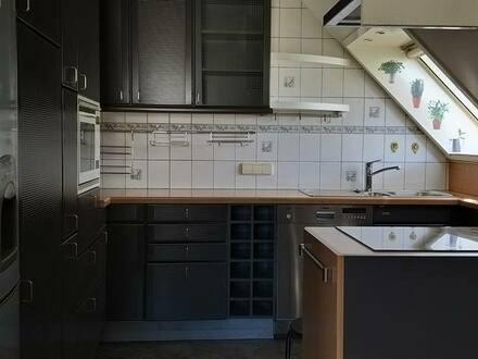 Berlin - Schöne 1,5-Zimmer-DG-Wohnung mit Einbauküche in Lichtenrade (Tempelhof), Berlin