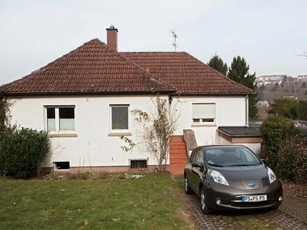 Pirmasens - Geräumiges Ein- bis Zweifamilienhaus in Pirmasens