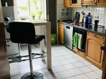 Freising - Gutgelegene 2-Zimmer Wohnung mit Garten und Tiefgarage auf Zeit zu vermieten