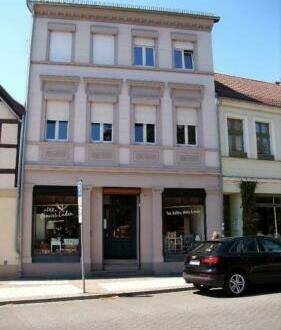 Perleberg - Wohn- und Geschäftshaus in bester Innenstadtlage in Perleberg