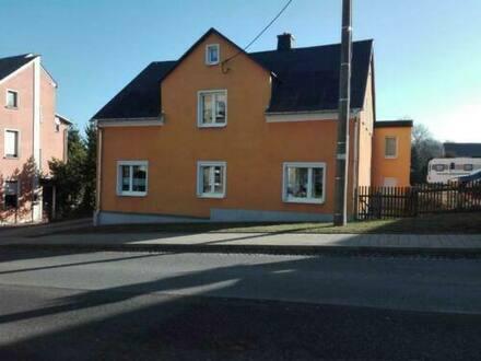 Niederwürschnitz - Ein- bis Zweifamilienhaus in Niederwürschnitz zu verkaufen